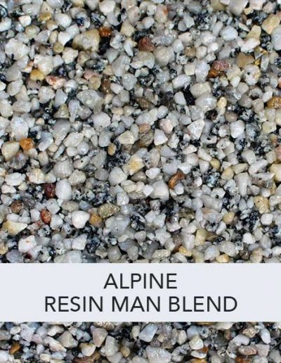 Alpine Resin Man Resin Drive Blend