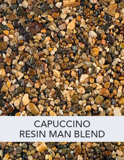Capuccino Resin Man Resin Drive Blend