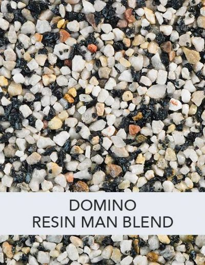 Domino Resin Man Resin Drive Blend