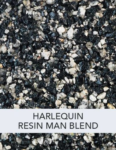 Harlequin Resin Man Resin Drive Blend