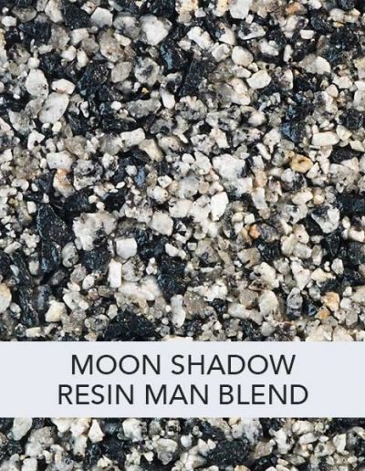 Moon Shadow Resin Man Resin Drive Blend