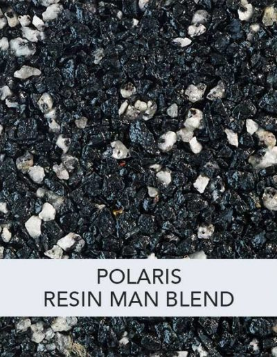 Polaris Resin Man Resin Drive Blend