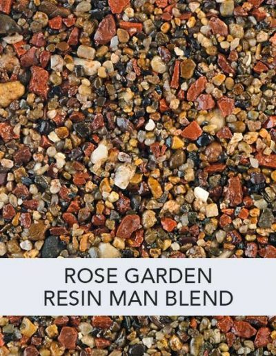 Rose Garden Resin Man Resin Drive Blend