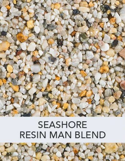 Seashore Resin Man Resin Drive Blend