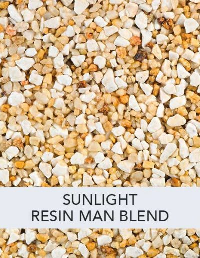 Sunlight Resin Man Resin Drive Blend
